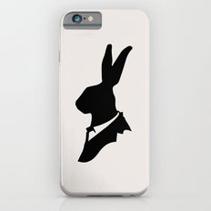 Monsieur Lapin / Mr Rabbit - Animal Silhouette Slim Case iPhone 6s