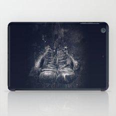 DARK GLOVES iPad Case