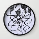 7Seeds Wall Clock