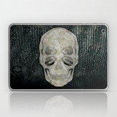 Twilight 4 Eyes Skull Laptop & iPad Skin
