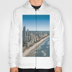 city with the sea Hoody