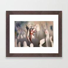 Dokuma Framed Art Print