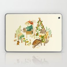 Critters: Summer Gardening Laptop & iPad Skin