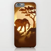 iPhone & iPod Case featuring Africa (Afrique) by Anastassia Elias