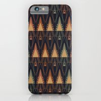 iPhone & iPod Case featuring Triangles by R. Phillips