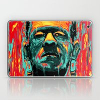 Frankenstein Laptop & iPad Skin