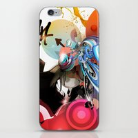 The Price of Ambition iPhone & iPod Skin