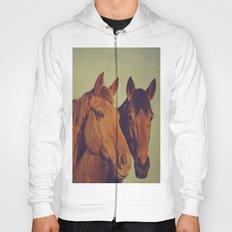 Here we go two by two Hoody