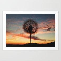 Just Dandy - Landscape Art Print