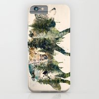 Wolf Is The Pride Of Nat… iPhone 6 Slim Case