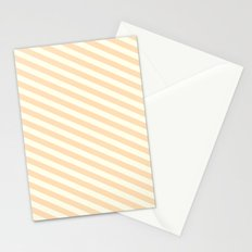 Peaches and Cream Stationery Cards
