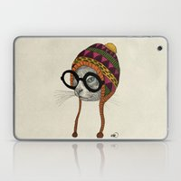 Foolishness Is In The Ey… Laptop & iPad Skin