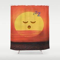 ZZZ Shower Curtain