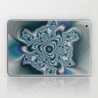 Molten Metal fractal  Laptop & iPad Skin