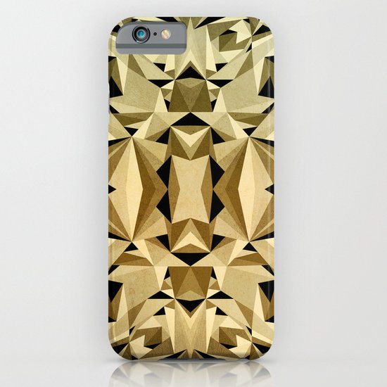 ABSTRACTION ARTDECO iPhone & iPod Case