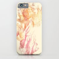iPhone & iPod Case featuring Broken Angel by Dampa