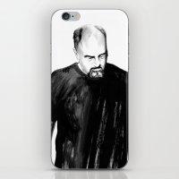 DARK COMEDIANS: Louis C.… iPhone & iPod Skin
