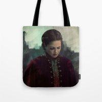 Young Regina Tote Bag