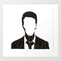 I.D. Art Print