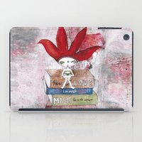Soul-Searching Bhoomie iPad Case
