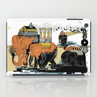 Oiliphants iPad Case