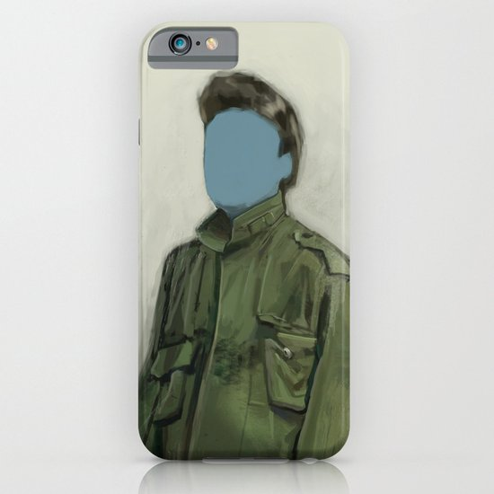 major blue iPhone & iPod Case