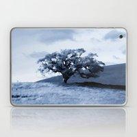 Vallecitos Road Oak Tree 005 Laptop & iPad Skin