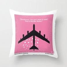 No025 My Dr Strangelove … Throw Pillow