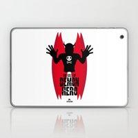 THE KULT OF DEMON HERO Laptop & iPad Skin