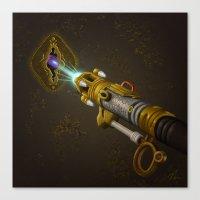 Key To The Universe - Pa… Canvas Print