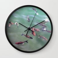 Fish! Wall Clock