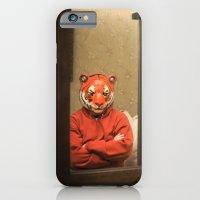 He Waits Silently  iPhone 6 Slim Case