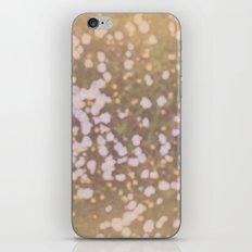 Summer brings the flowers iPhone & iPod Skin