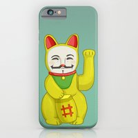 Occupy Lucky Cat iPhone 6 Slim Case