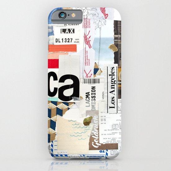 Los Angeles iPhone & iPod Case
