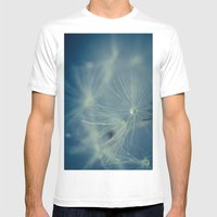 Dreaming Mens Fitted Tee White SMALL
