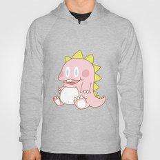 The Pink Dinosaur Hoody