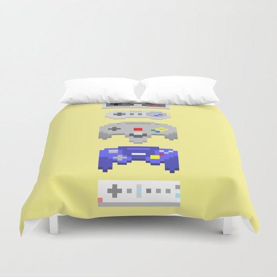 Nintendo Duvet Cover