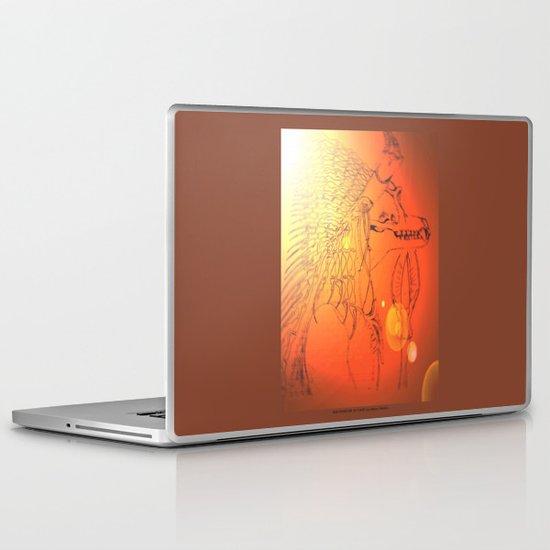 BAD MEDICINE 10 Laptop & iPad Skin