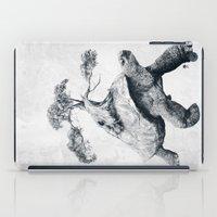 Tortoise Tree - Growth iPad Case