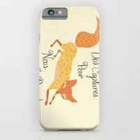 Catch For Us The Foxes iPhone 6 Slim Case