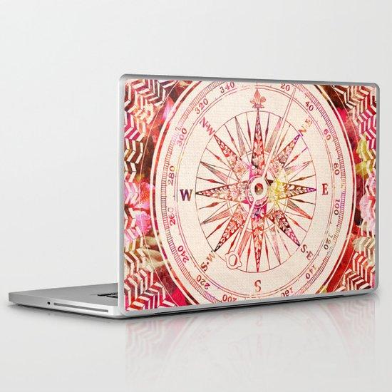 Follow Your Own Path II Laptop & iPad Skin