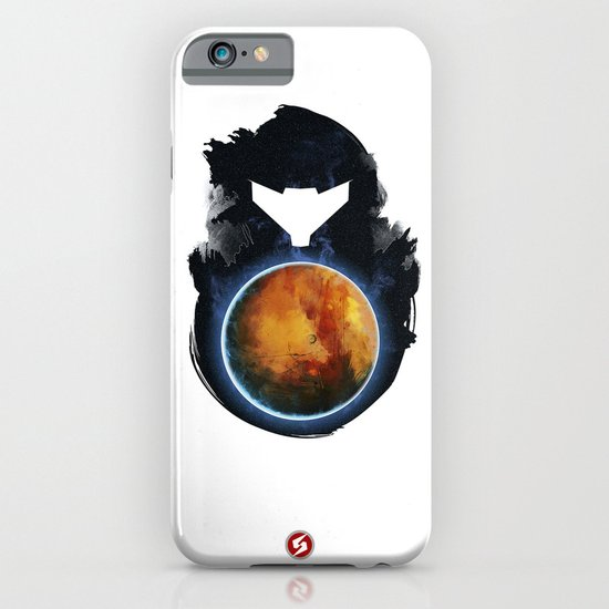 Metroid Prime iPhone & iPod Case