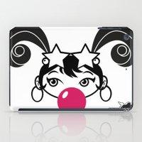 GIUPPY-Black & White iPad Case