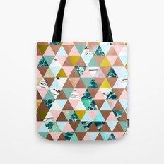 Life in a Pattern #society6 #decor #buyart Tote Bag