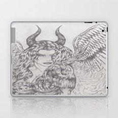 angel or demon Laptop & iPad Skin