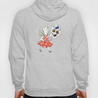 Butterflies, to Go Hoody