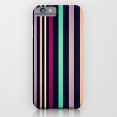 colorful lines! iPhone 6s Slim Case