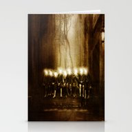 Stationery Cards featuring Children Of The Light by Viviana Gonzalez