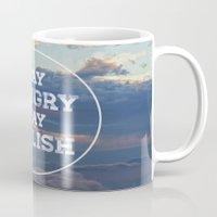 Stay Hungry Stay Foolish Mug